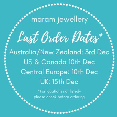 Last Order Dates Dec2018